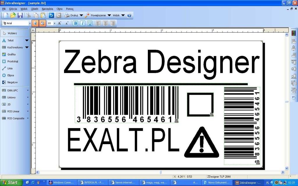 Дизайнер этикеток программа скачать